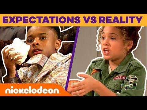 Expectations Vs Reality: School Edition 👩🏫🤪 Awesome Or STRANGE?!   Nick