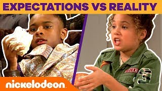 Expectations vs Reality: School Edition 👩‍🏫🤪 Awesome or STRANGE?! | Nick