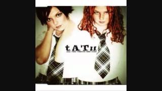 T.A.T.U. - All The Things She Said (Elliot X-Ell Remix)