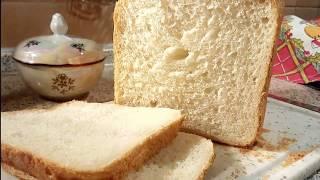Хлебопечка Panasonic SD-ZB2502  Печём французский хлеб Рецепт из книги к хлебопечке