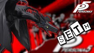 Persona 5   Seth (100% Crit.)