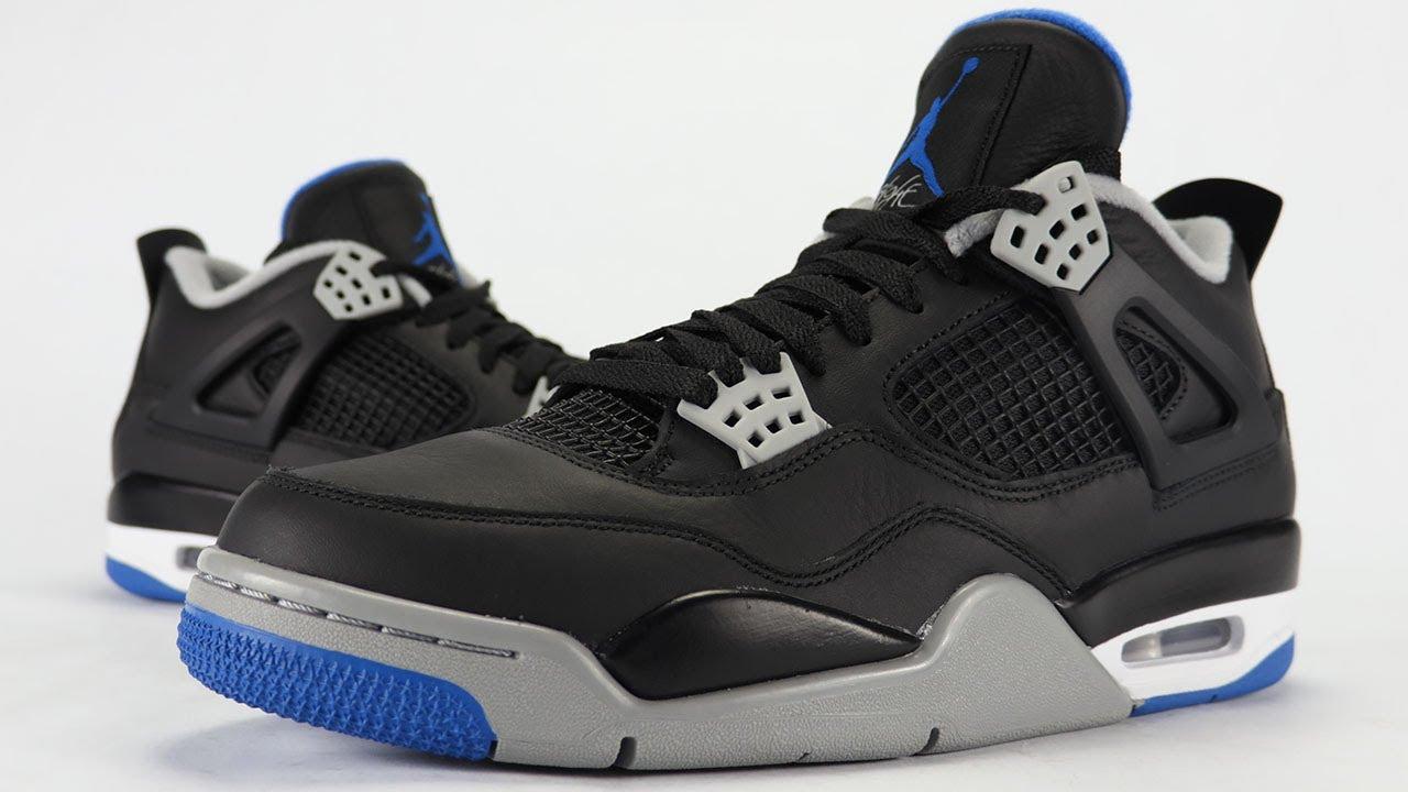 low priced bd4c0 09467 Air Jordan 4 Alternate Motorsport Release Date | SneakerFiles