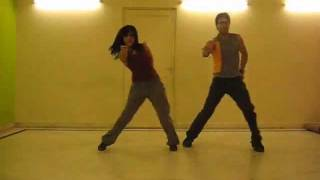 Bollywood Fusion Dance Choreo on