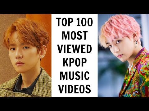 [TOP 100] MOST VIEWED KPOP MUSIC VIDEOS | September 2018