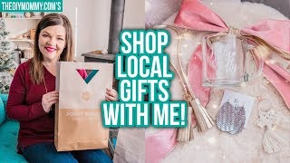 CHRISTMAS GIFTS SHOP WITH ME! | Holiday Gift Guide