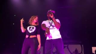 Maitre Gims - Game Over Ft. Vitaa  - Live Rockhal Luxembourg (22.11.15)