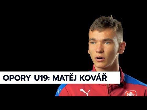 Opory U19 se představují: brankář Kovář – naděje z Manchesteru