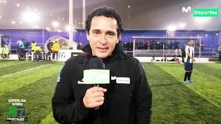 Aldo Olcese puso al centro a todos en la previa de la fecha 2 de la Superliga Stars Fútbol 7