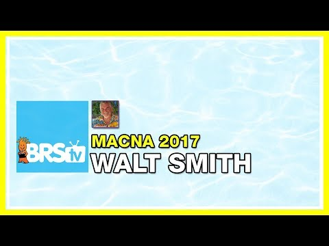 Walt Smith: Relevance to coral farming in the world today. | MACNA 2017