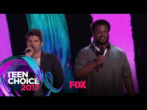 "The Cast Of GHOSTED Use ""Millennial Slang"" 