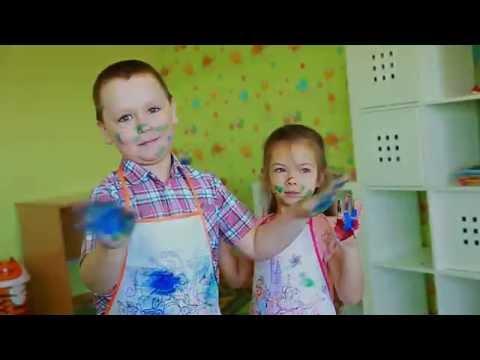 Фартук-раскраска для детского творчества | sima-land.ru