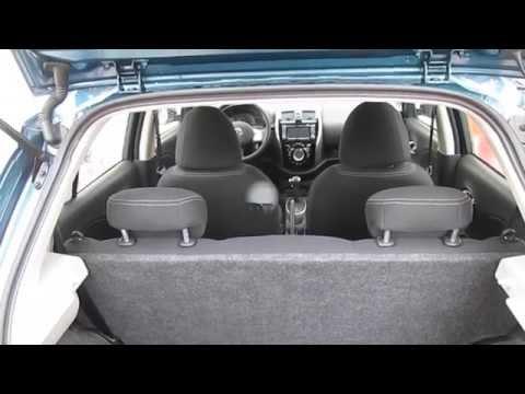 Prueba - Nissan March 2014