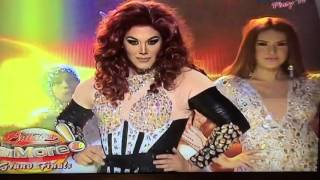 Paolo ballesteros buwis buhay EB performance. 1st bulagaan pa more Grand winner