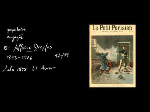 Médias, opinion publique et crises politiques en France depuis 1890