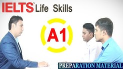 ✔ IELTS Life Skills ► A1 Speaking and Listening (Sample Test 2)
