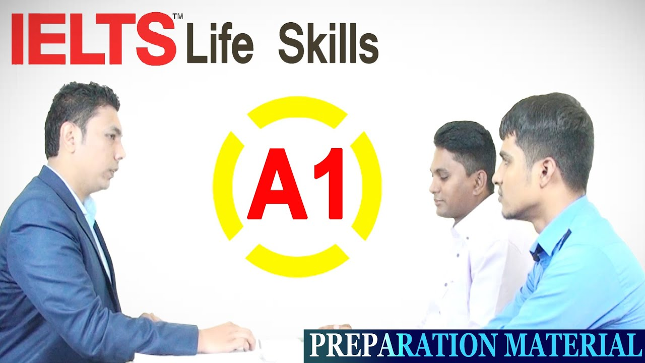 Ielts life skills a1 speaking and listening sample test a, spouse.