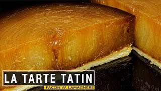 Spiral tatin pie (William Lamagnère style)