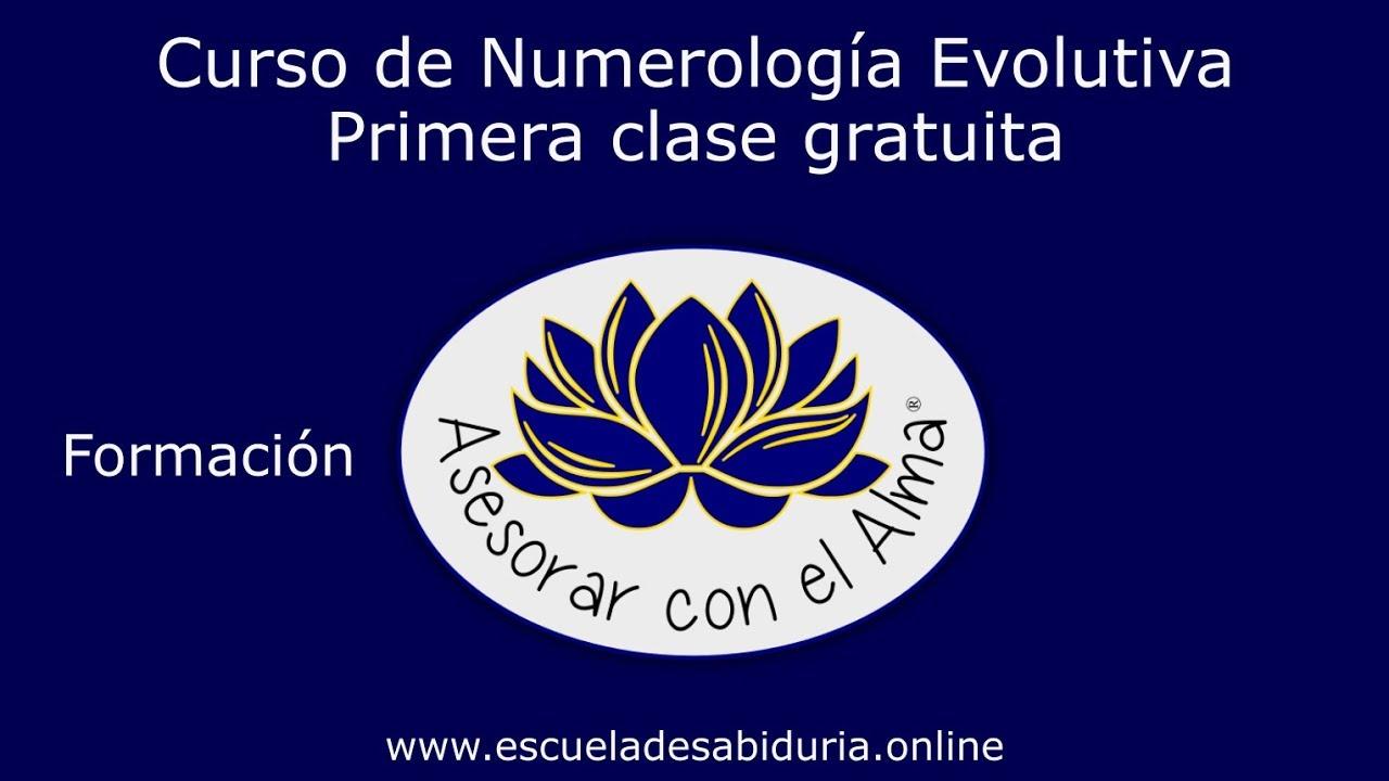 Curso de Numerología Evolutiva - Primera clase gratuita ...