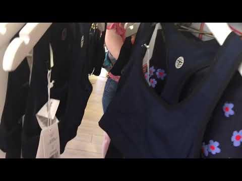 Tory Burch walk-through video