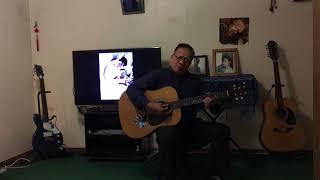 Nhạc phẩm CÔ LÁNG GIỀNG  của nhạc sỉ HOÀNG QUÝ     khuongle guitar