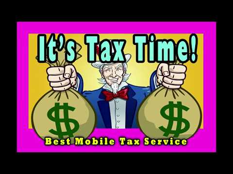 first time filing my taxes | Best Mobile Tax Service 912-584-0750
