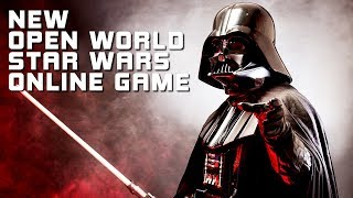 EA Working on a New Open World Star Wars Online Game