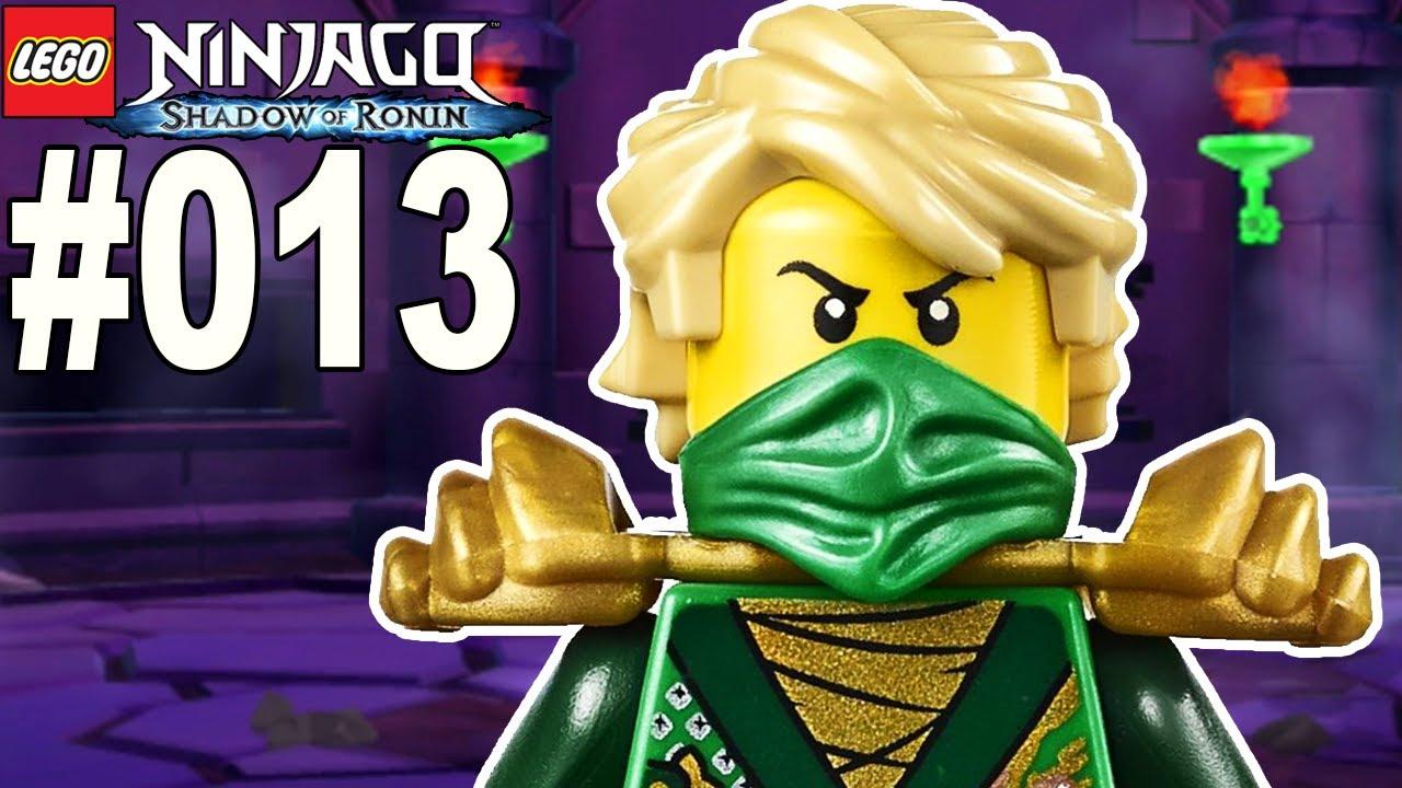 Lego Ninjago Schatten Des Ronin 013 Lloyd Gruft Der Beißvipern