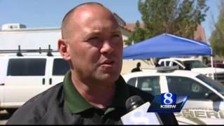 Farm Raided Near San Juan Bautista Dozens Arrested