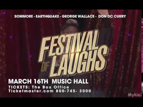 Festival of Laughs - Kansas City, MO - Kansas City Music Hall
