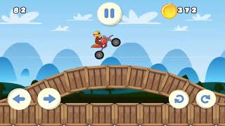 Curious George Racing Game | Official Video Game