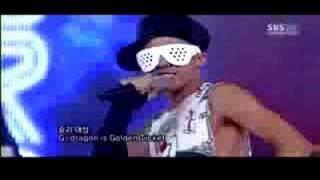 [100808] Big Bang - Stand Up Comeback Performance