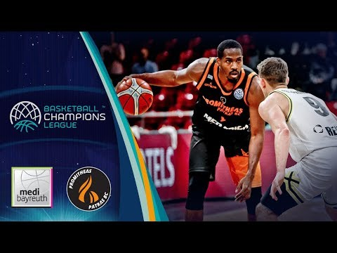 medi Bayreuth v Promitheas Patras - Highlights - Basketball Champions League 2018-19