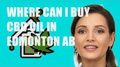 Where Can I Buy CBD Oil in Edmonton Ab