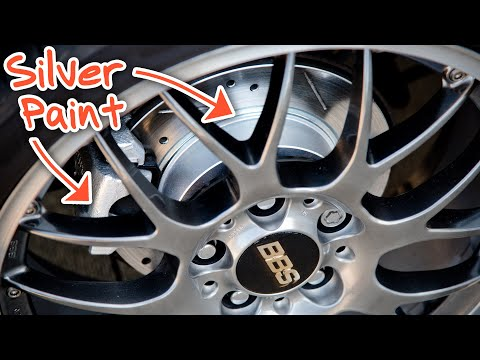 How to: Paint Calipers and Rotors to keep them from Rusting