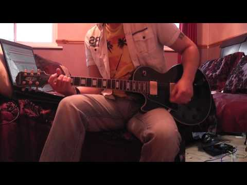 Teenage Fanclub- The Concept (Guitar Cover)