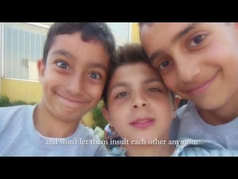 Go Colorful- Teach For Lebanon- Khairieh Al Hariri- subtitles