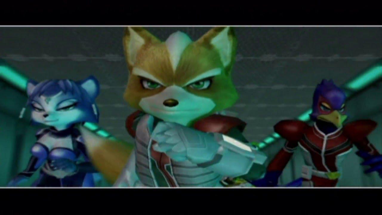 star fox assault fox