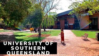 My UNI Tour (University of Southern Queensland,Toowoomba Campus)
