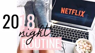Night Time Routine Fall 2018