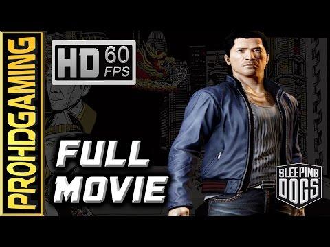 Sleeping Dogs (PC) - The Movie - Gameplay/Walkthrough - 60fps thumbnail