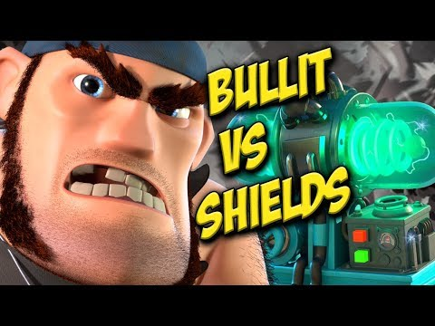 Removing Shields in PvP with Pvt. Bullit