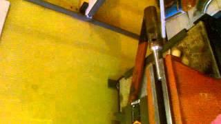 дуговая сварка нержавки инвертором(заварка отверстия в нержавеющей трубке электродом 3мм., 2011-06-24T16:40:47.000Z)