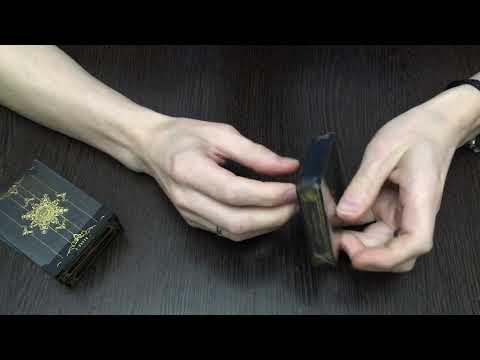 Колода игральных карт Artifice Gold, БРАК! Эндшпиль часть 3.