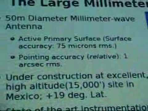 Large Millimeter Telescope ONE