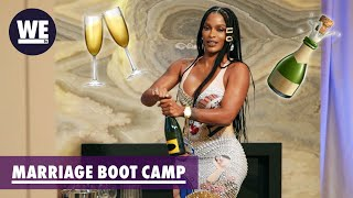 Joseline's Ready For the MBC Glow Up | Marriage Boot Camp: Hip Hop Edition