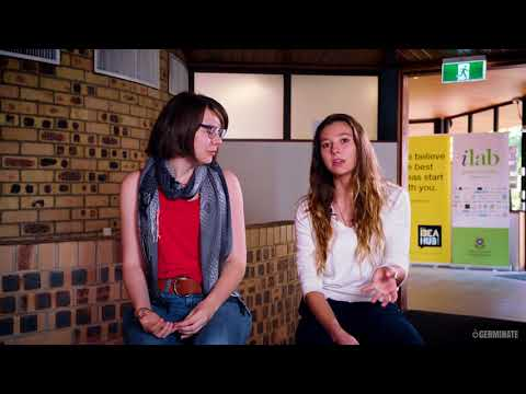 iLab UQ Startup Accelerator - Video interview Mobi Insights
