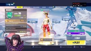 Insane Controller Player | 2000+ WINS | Fortnite Battle Royale