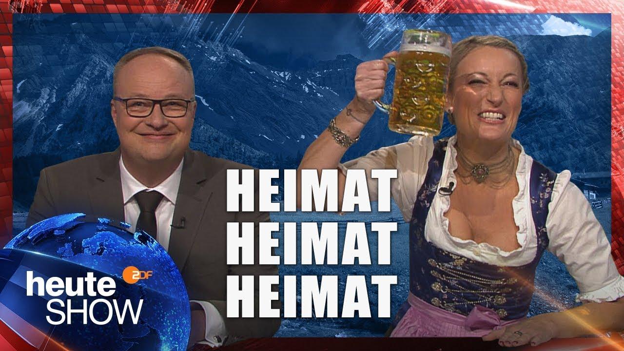 Monika Gruber Heute Show