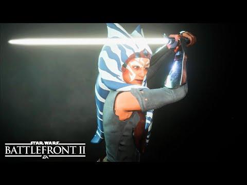 AHSOKA TANO! - Star Wars Battlefront 2 Mod By Nano (Alpha Release)