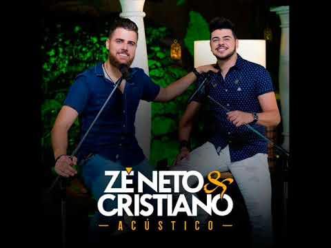 Zé Neto e Cristiano - Largado Às Traças {Zé Neto & Cristiano Acústico} (2018)